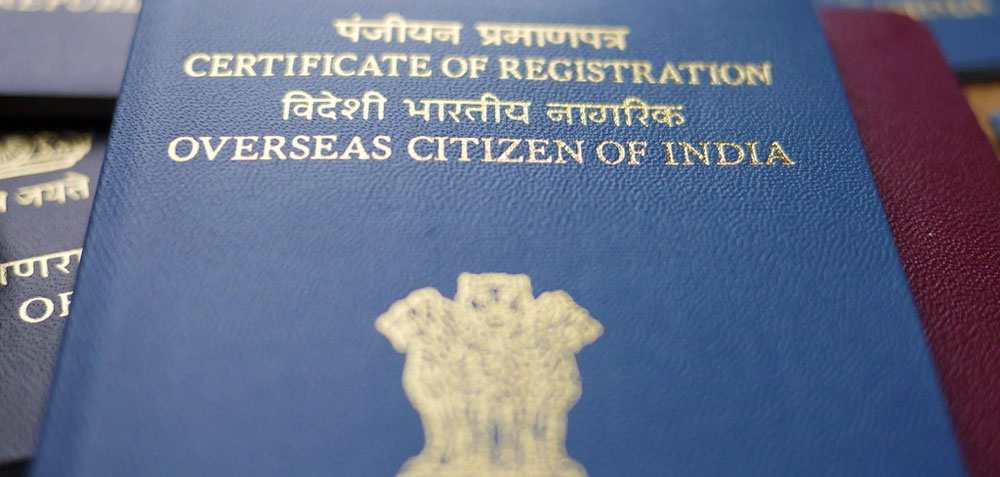 How To Transfer Oci Card To New Passport Return To India